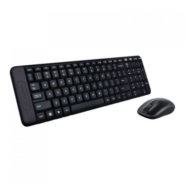 TASTATURA + MIŠ LOGITECH MK220 desktop US