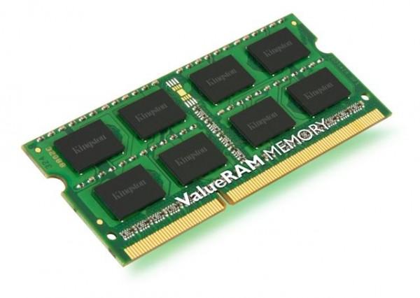 Memorija za notebook-ove Kingston DDR3 2GB 1333MHz
