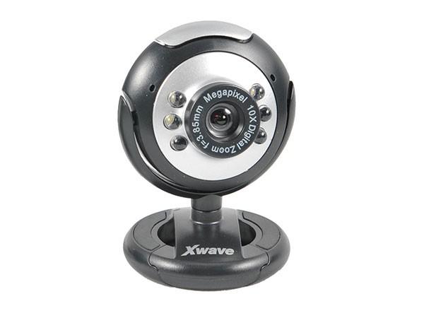 Web cam/CMOBS/1,3 mpix/snap shot/mic/LED