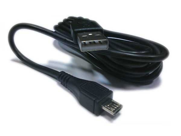 USB cable (Micro USB slot) 1m