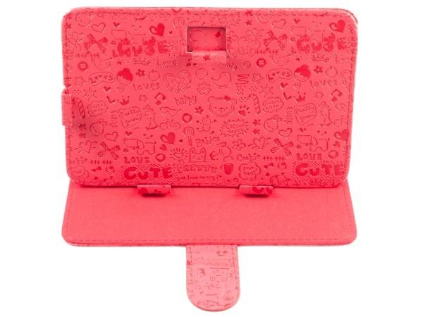 Futrola za 7'' tablet, crvena