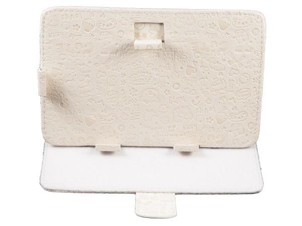 Futrola za 7'' tablet, bela boja