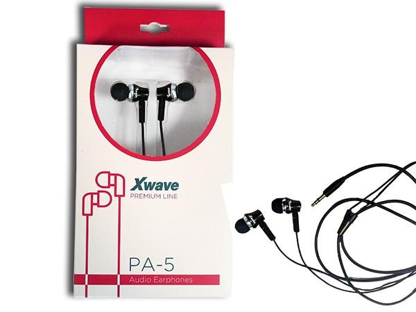 Slušalice za mobilni sa mikrofonom /stereo/ 3.5mm jack/silikonske kapice
