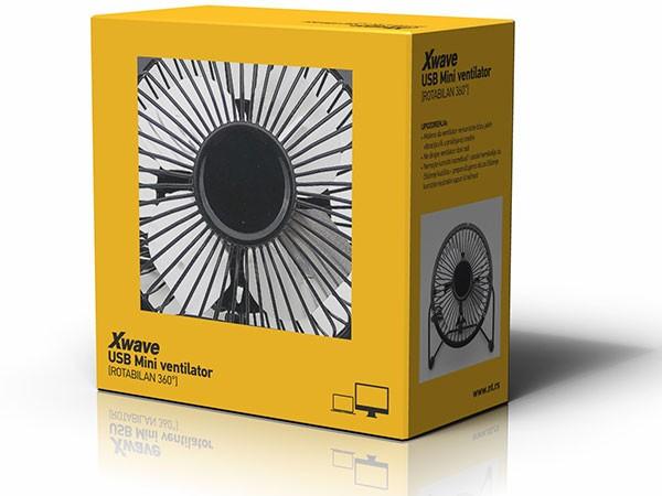 USB mini ventilator 024255