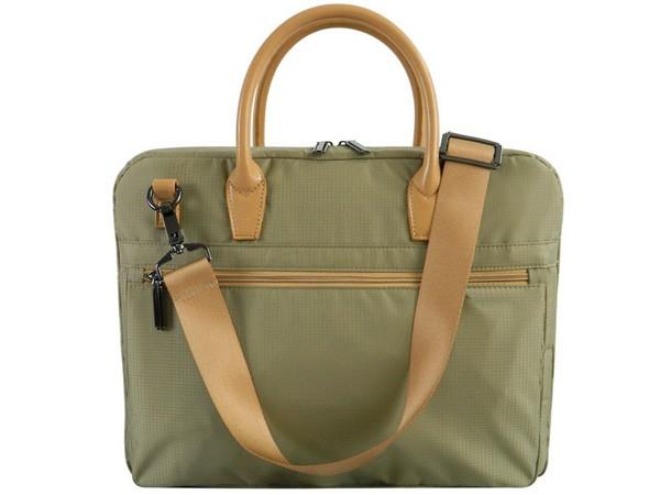 Notebook torba zenska,krem-zelena, 15,6'', soft case 020529