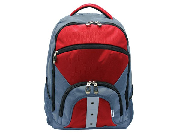 Notebook ranac 17.3'' sivo-crveni 022483
