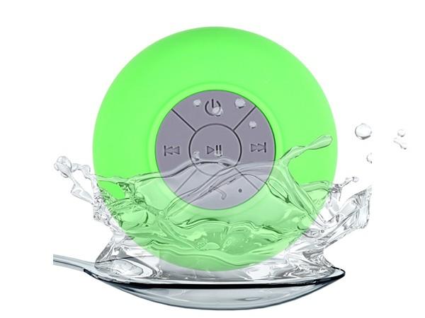 Xwave BT zvucnik,vodootporan, Bluetooth 3.0, zeleni, gift box 023331