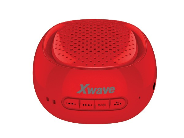 Xwave BT zvucnik ,FM Radio, Micro SD, USB , crveni 022722