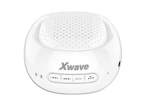 Xwave BT zvucnik, FM Radio, Micro SD, USB, beli 023070