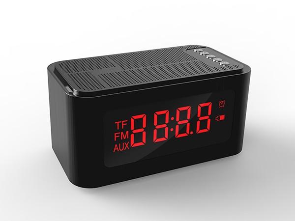Xwave BT zvucnik, FM Radio,Alarm  Micro SD, USB, crni