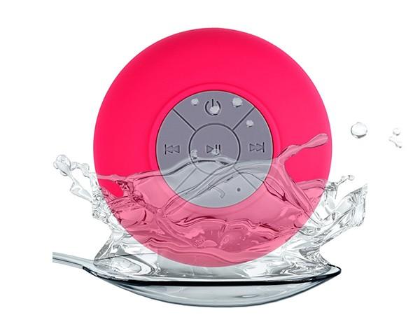Xwave BT zvucnik,vodootporan, Bluetooth 3.0, crveni, gift box 023329