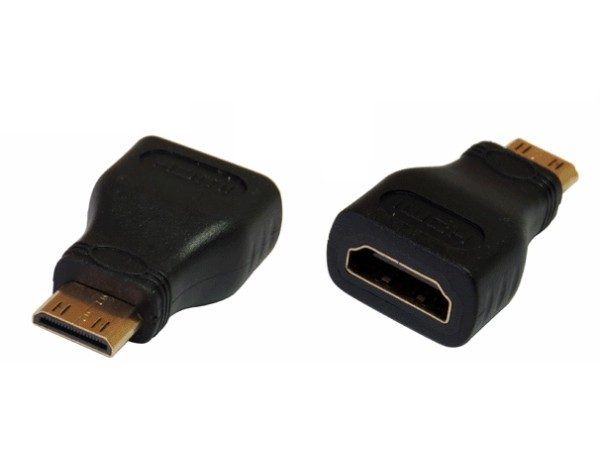 Adaper HDMI to mini HDMI
