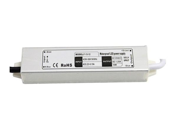 Vodootporni uredjaj za napajanje 20W/12V,1.66A