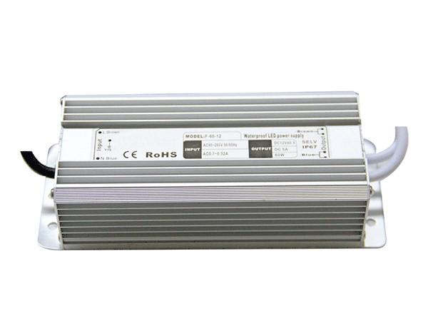 Vodootporni uredjaj za napajanje 60W/12V, 5A
