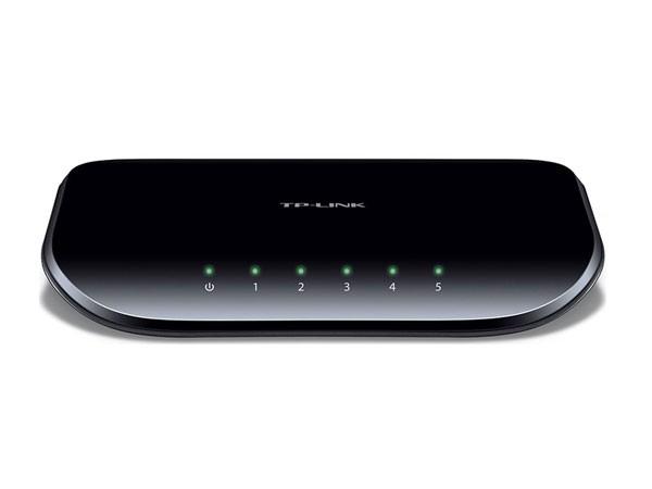 TP-Link TL-SG1005D 5-port Gigabit 10/100/1000Mb/s