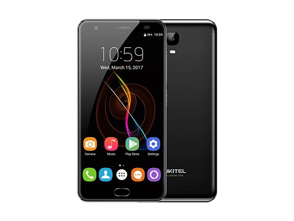 OUKITEL K6000 Plus Black