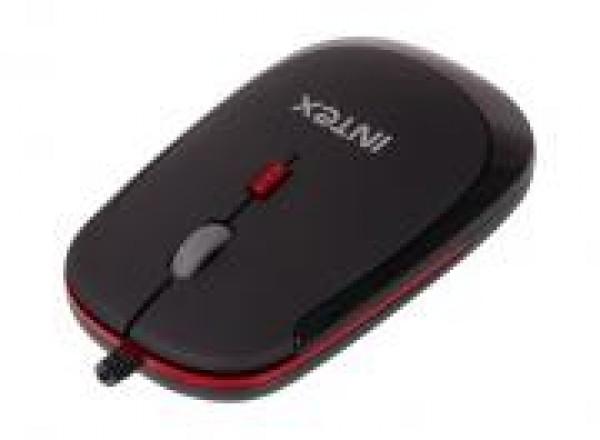 Miš INTEX IT-OP81 USB 3 boje