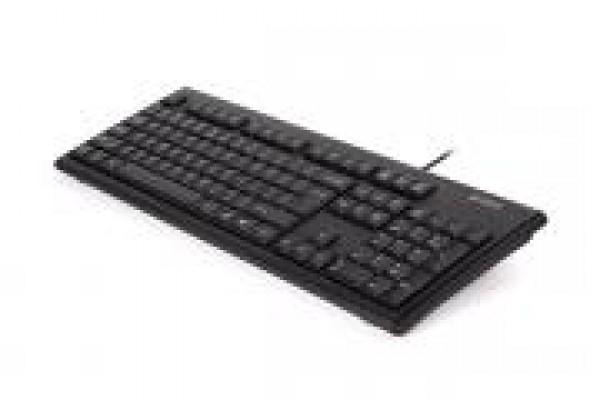 Tastatura KR-83 crna YU A4 Tech