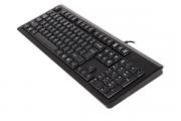 Tastatura KR-92 crna YU A4 Tech