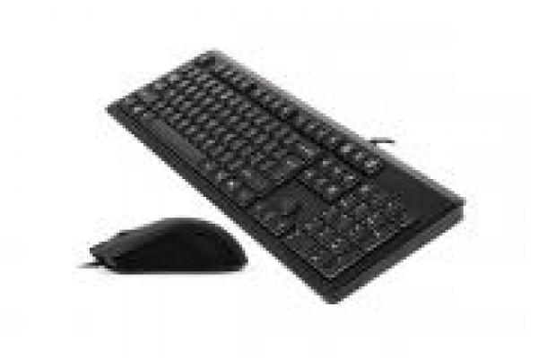 Komplet tastatura + miš KR-9276 USB YU A4 Tech