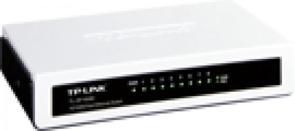 Switch  8p TL-SF1008D TP-Link