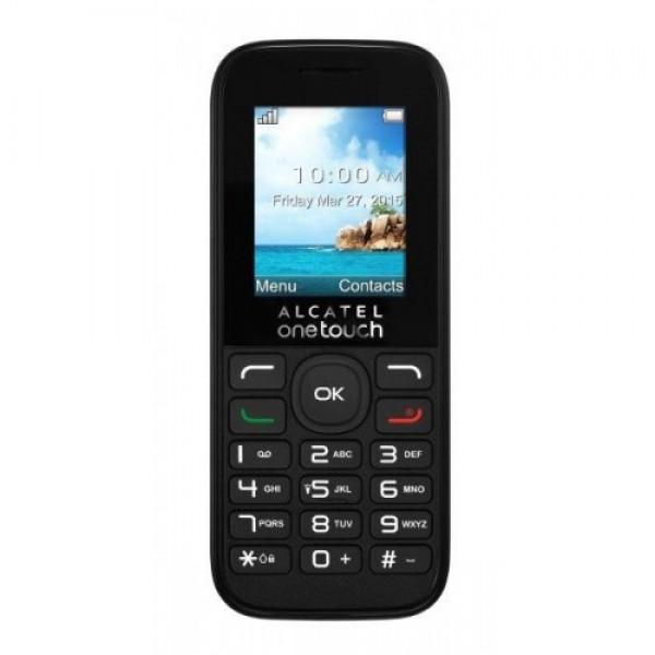 ALCATEL 1050D  crni