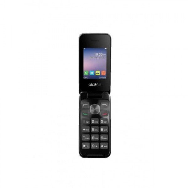 ALCATEL 2051D srebrni