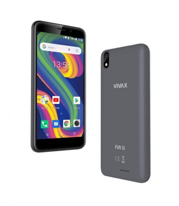 VIVAX SMART Fun S1 sivi telefon