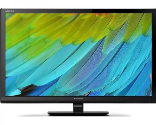 SHARP 24'' LC-24CHF4012E digital LED TV