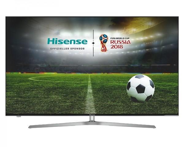 HISENSE 55'' H55U7A Smart LED 4K Ultra HD digital LCD TV