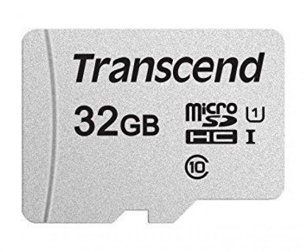 MICRO SD 32GB TRANSCEND TS32GUSD300S