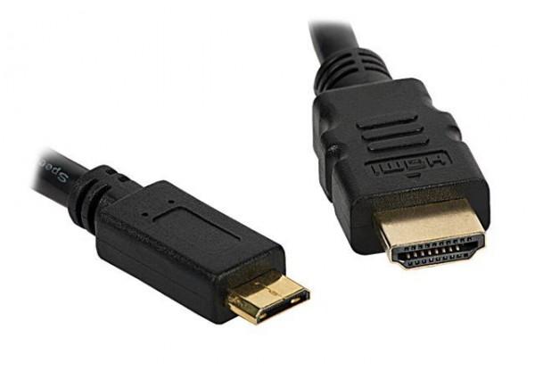 KABL MS HDMI-M - mini HDMI 1.4 2M MM -RETAIL