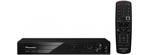 Pioneer DVD DV-2242 USB