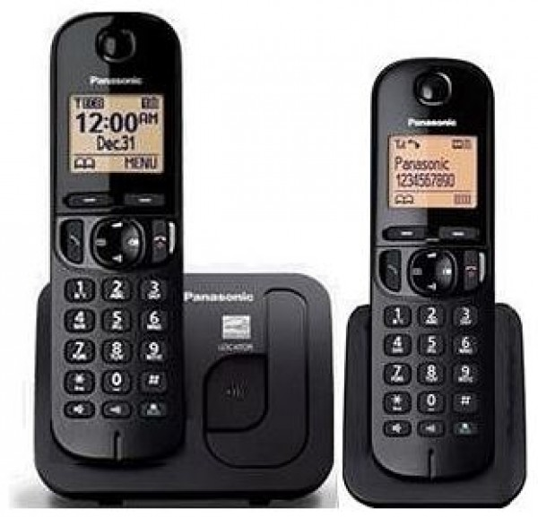 PANASONIC telefon KX-TGC212FXB DUO