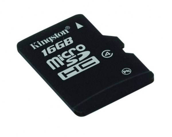 MICRO SD 16GB KINGSTON bez adaptera SDC416GBSP
