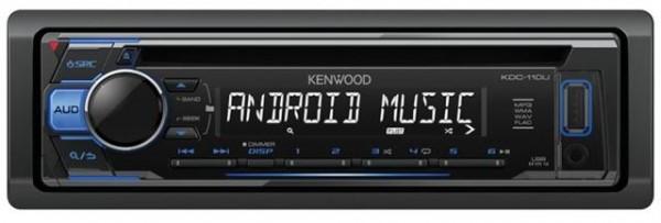 AUTO RADIO Kenwood KDC-110UB