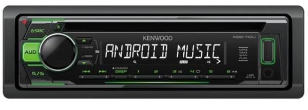 AUTO RADIO Kenwood KDC-110UG