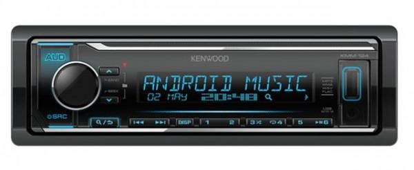 AUTO RADIO Kenwood KMM-124Y- radioUSBMP3AUX