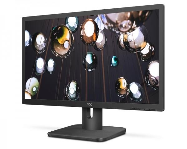 AOC 21.5'' 22E1D LED crni monitor