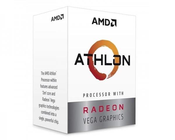 AMD Athlon 240GE 2 cores 3.5GHz Box