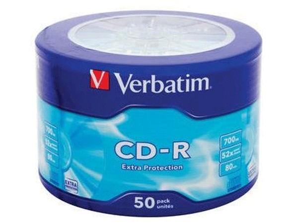 CD-R 52 x DL 50 pak  ( 66903 )