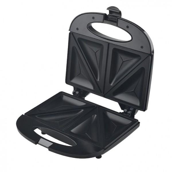 ISKRA sendvič toster 800 W SM-2-BL