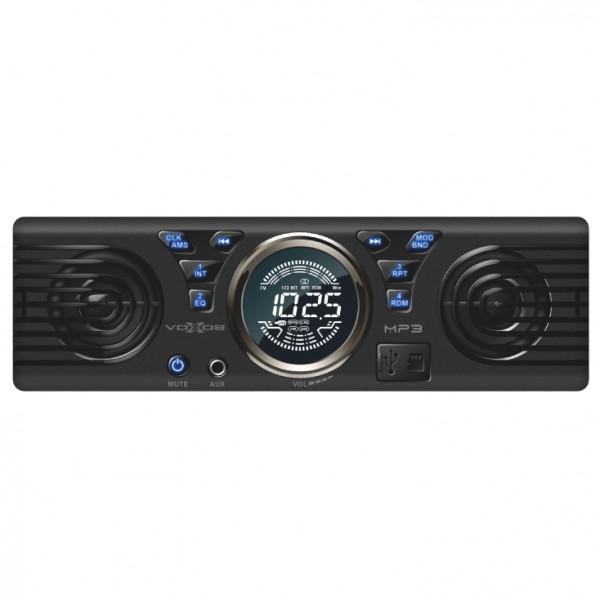 Auto radio SAL sa ugrađenim zvučnicima ( 57183 )