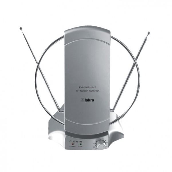 Sobna DVB-T/T2 antena sa pojačalom G-2235-06