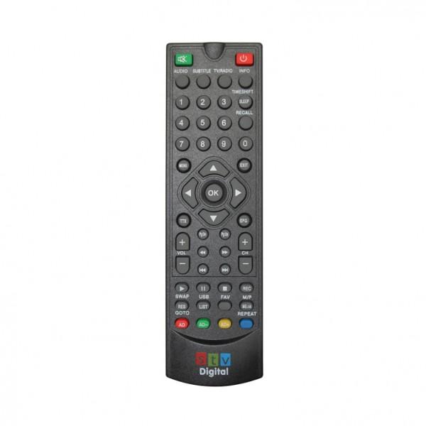 Univerzalni daljinski upravljač za DVB-T uređaje STV-DIGITAL