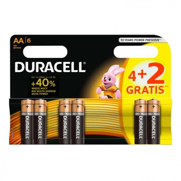 Duracell alkalne baterije AA ( 59376 )