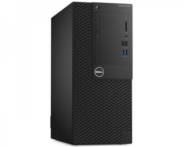 DELL OptiPlex 3050 MT i3-7100 4GB 500GB DVDRW V Ubuntu 3yr NBD