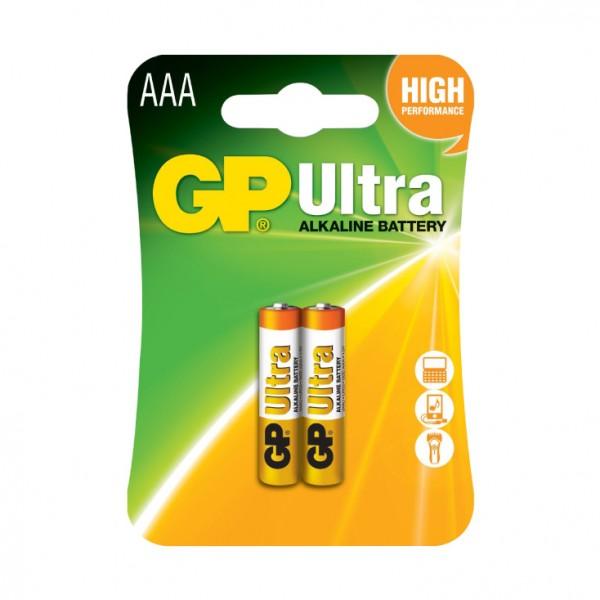 GP alkalne baterije AAA GP-24AU-U2/LR03