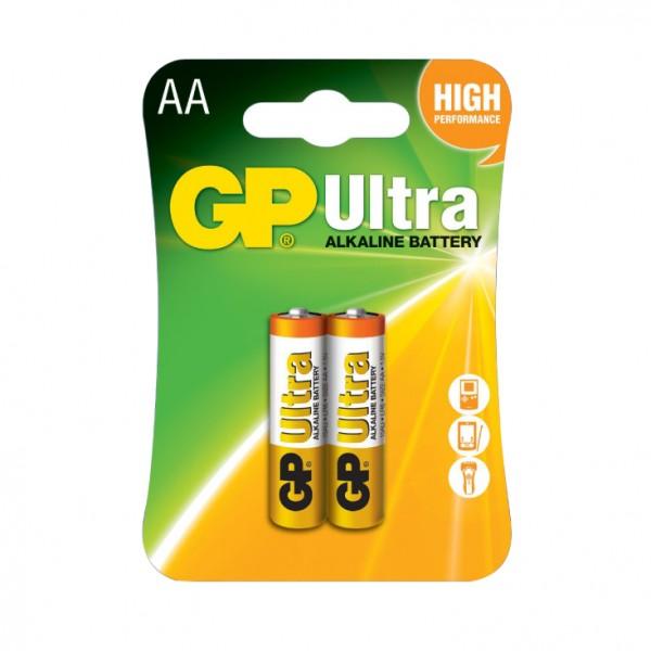 GP alkalne baterije AA GP-15AU-U2/LR06