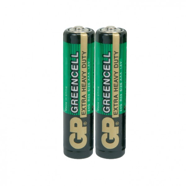 GP cink-oksid baterije AAA GP-R03/2CEL